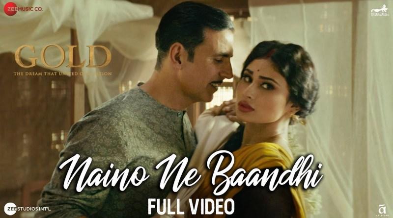 Naino Ne Baandhi Lyrics - Yasser Desai