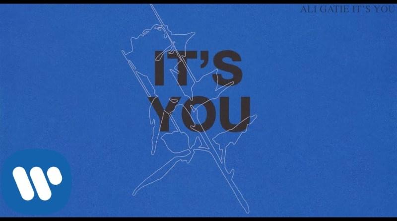 It's You lyrics - Ali Gatie