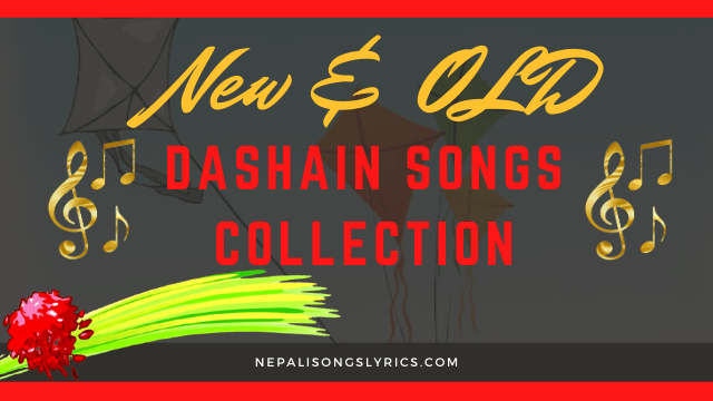 Dashain songs collection 2020 2077 - New and evergreen song - Mangal dhun for vijaya dashami