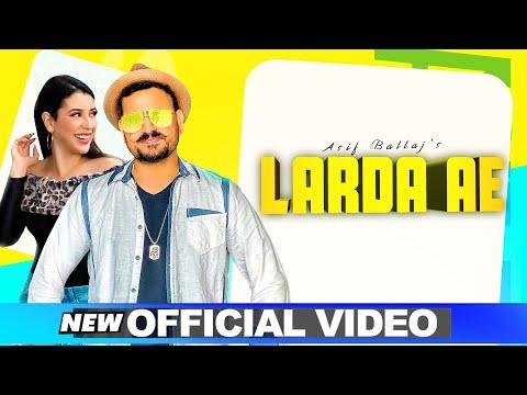 Larda Ae Lyrics - Asif Ballaj, Seemab Arshad