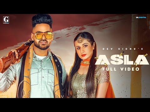 Asla Lyrics - Dev Sidhu, Afsana Khan