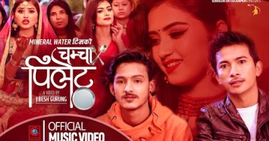 Chamcha Pilet Lyrics - Bhim Bista, Asmita Adhikari