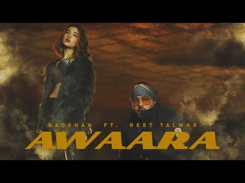 Awaara Lyrics - Badshh, Reet Talwar