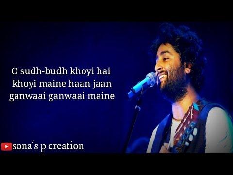 Tose Naina Lyrics - Arijit Singh