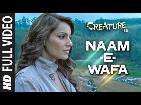 Naam - E - Wafa Lyrics - Tulsi kumar, farhan saeed