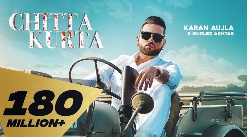 Chitta Kurta Lyrics - karan Aujla, Gurlez Akhtar