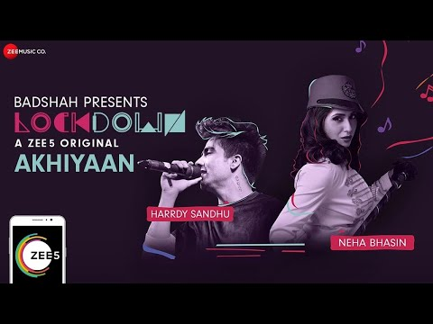 Akhiyaan Lyrics - Harrdy Sandhu, Neha Bhasin
