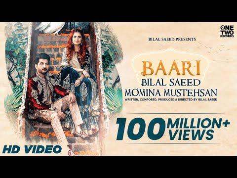 Baari Lyrics - Bilal Saeed, Momina Mustehsan