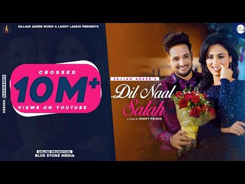 Dil Naal Salah Lyrics - Sajjan Adeeb