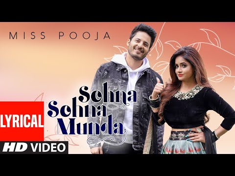 Sohna Sohna Munda Lyrics - Miss Pooja