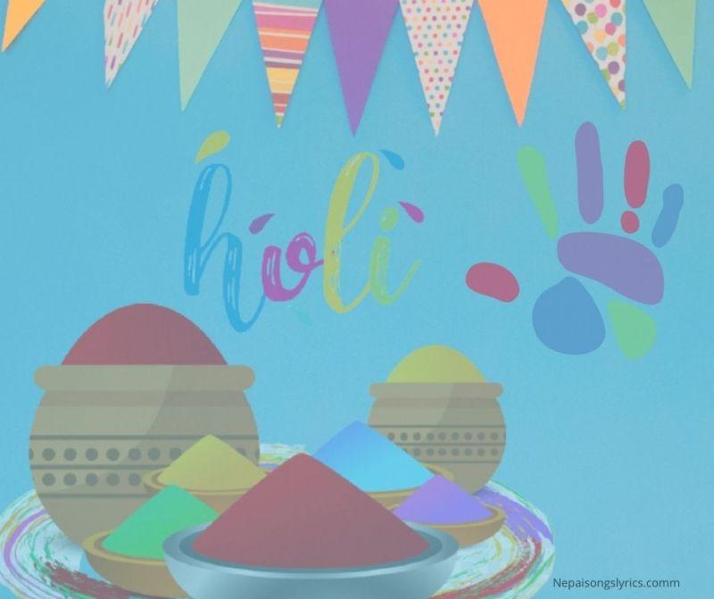 Happy Holi Wishes in Nepali – Holi 2021 / 2077