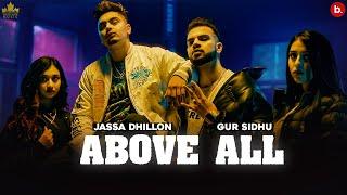 Above All Lyrics - Jassa Dhillon, Gur Sidhu