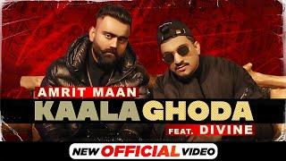 Kaala Ghoda Lyrics - Amrit Maan, Divine