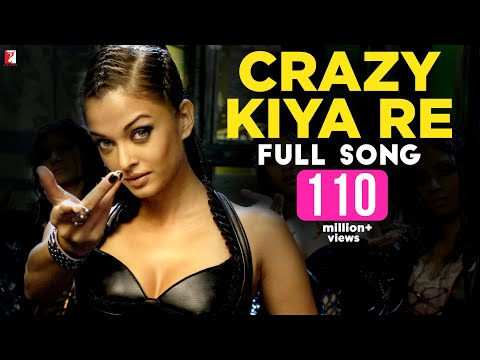 Crazy Kiya Re Lyrics - Sunidhi Chauhan
