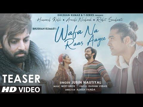 Wafa Na Raas Aayee Lyrics