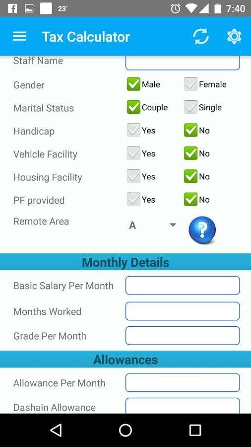Nepal TaxExpert System-TAXpert