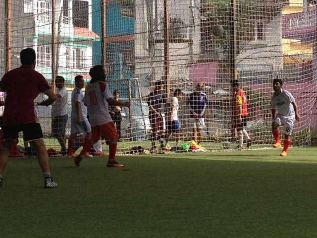 Police bans futsal in Capital