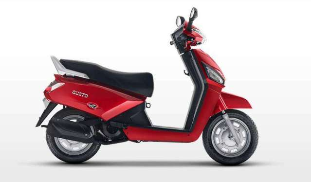 Mahindra Gusto 125 launched in Nepal
