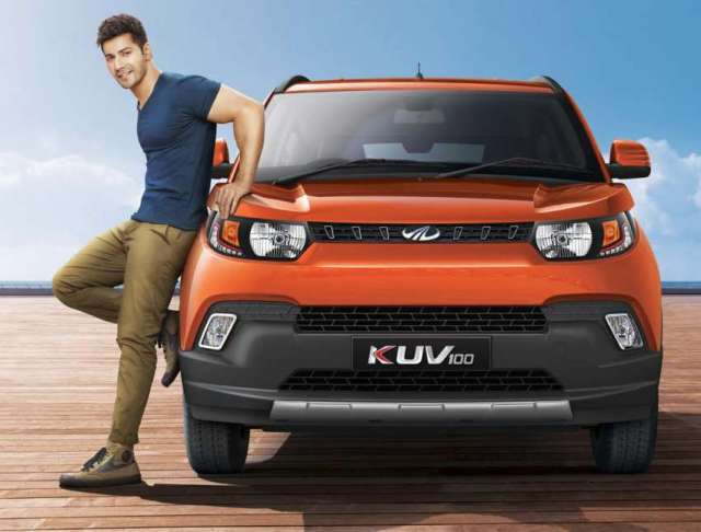 Bookings open for Mahindra KUV100