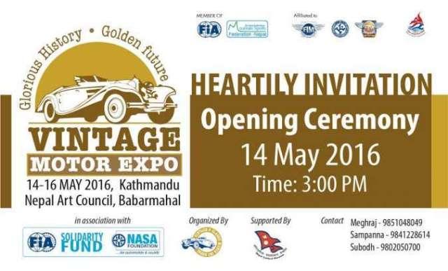 Vintage Motor Expo