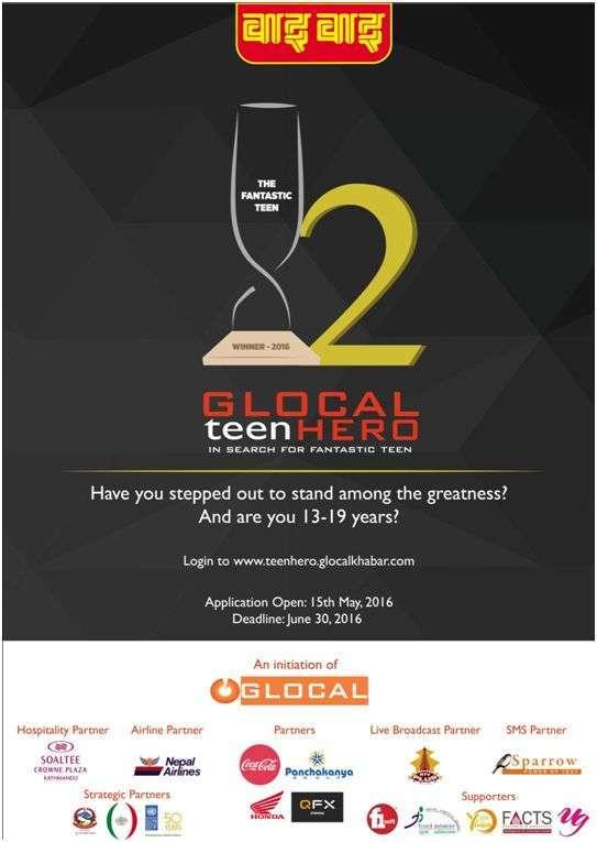 Application Opens for 2nd Wai Wai Glocal Teen Hero
