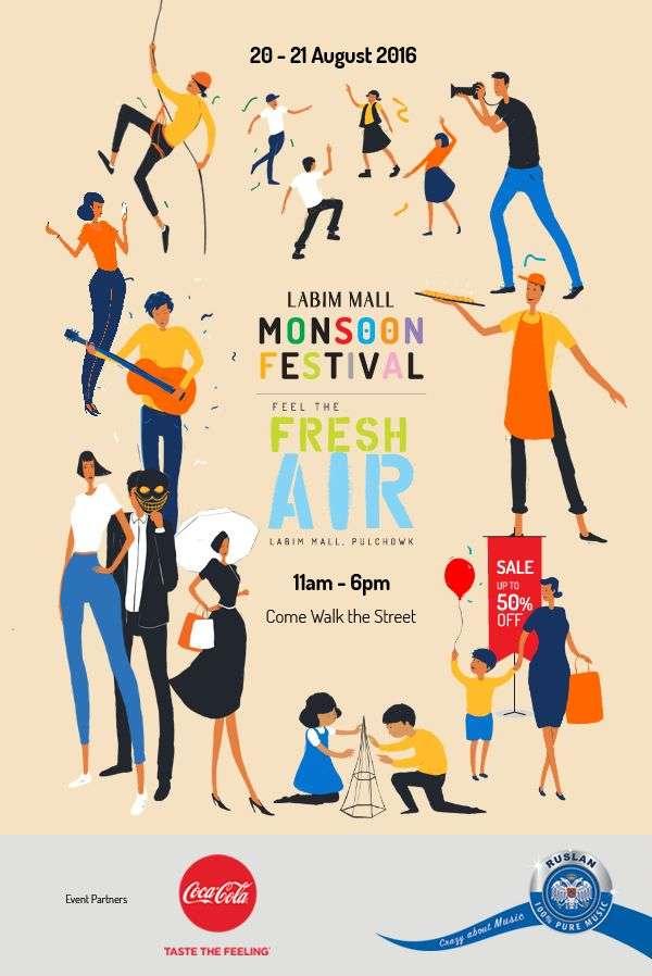 Labim Monsoon Festival