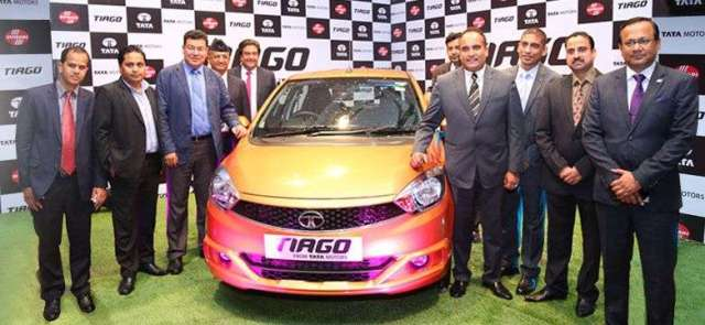 New Tata Passenger Vehicles in NADA