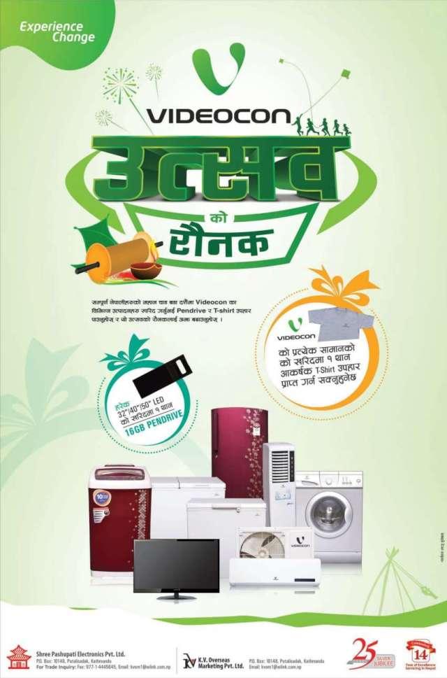 Videocon festive offer