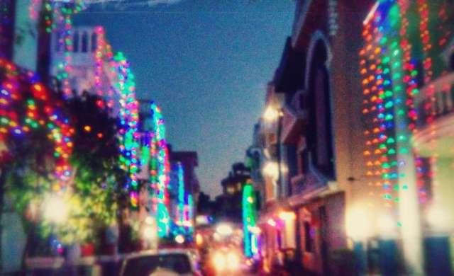 Tihar Lights