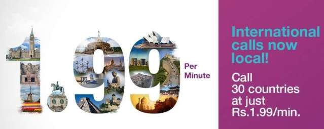 Ncell reduces call rate to 30 countries