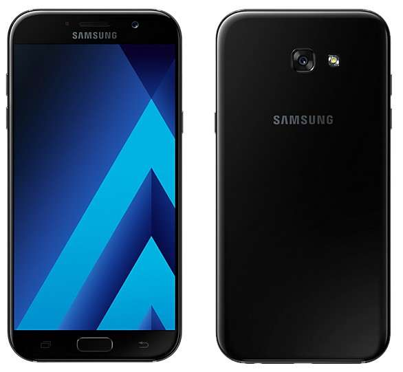 Samsung Galaxy A7 in Nepali Market