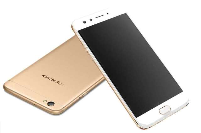 Oppo F3 With Dual Selfie Camera Launched
