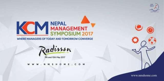Nepal Management Symposium 2017