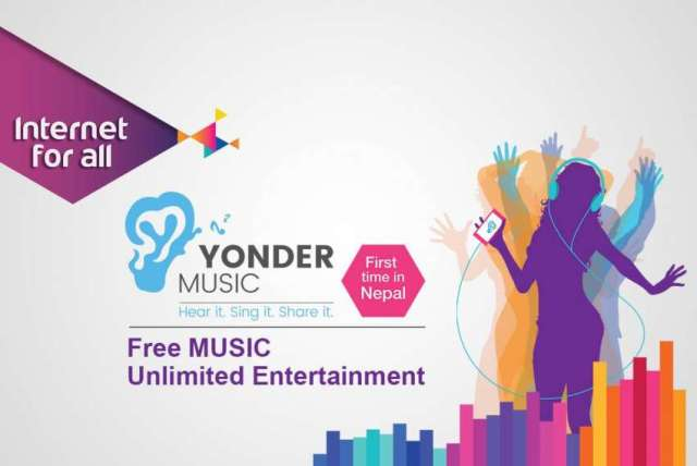 Ncell introduces Yonder Music