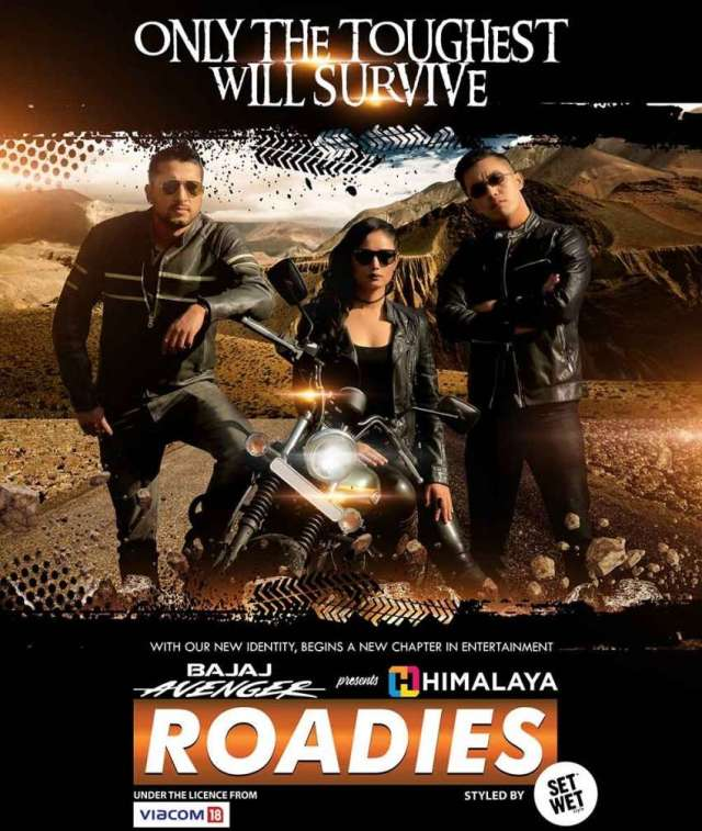 Himalaya Roadies starts today