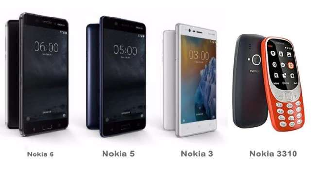 Nokia is back, with Android phones