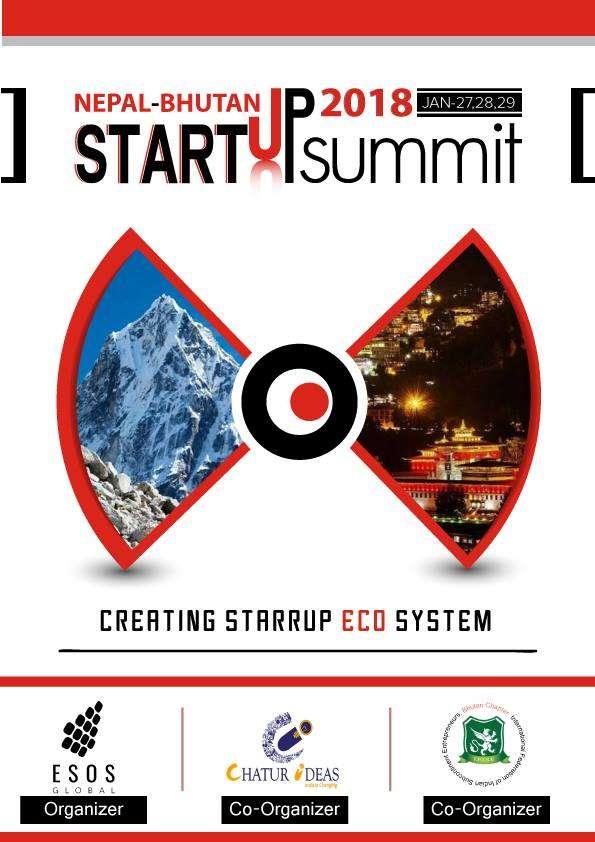 Nepal-Bhutan Startup Summit 2018