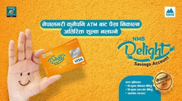 NMB Bank starts 'Delight Saving Account'