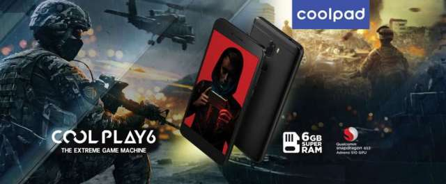 Coolpad Introduces Extreme Game Smartphone