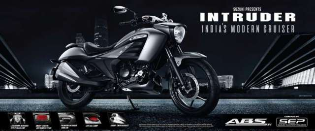 Suzuki Intruder Launched