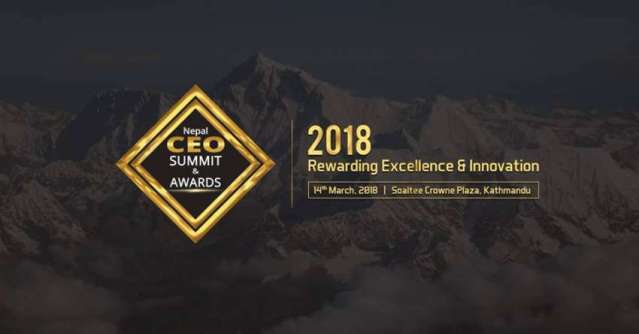 Nepal CEO Summit & Awards 2018