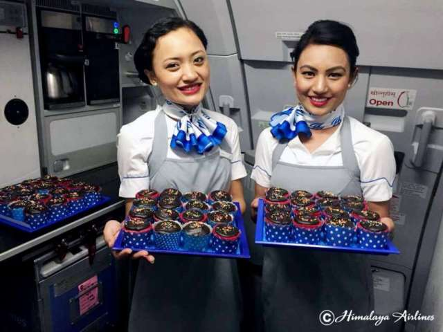 Himalaya Airlines celebrates its 3rd Anniversary