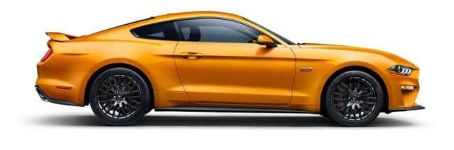 Ford Mustang launched in Nepal