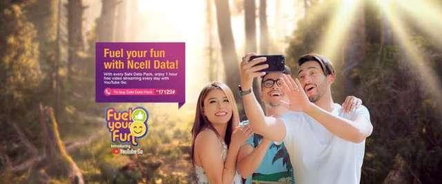 Ncell brings 'Sahi' data packs