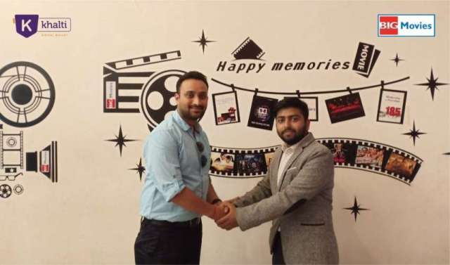 Khalti partners with Big Movies to make movie ticketing cashless
