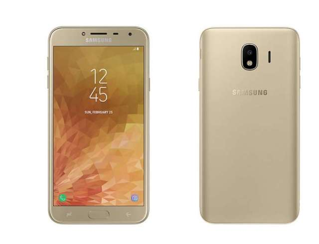 Samsung Galaxy J4 launched