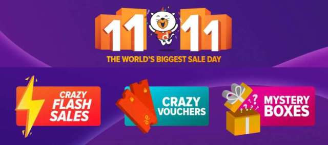 Daraz Announces Sale Day on November 11
