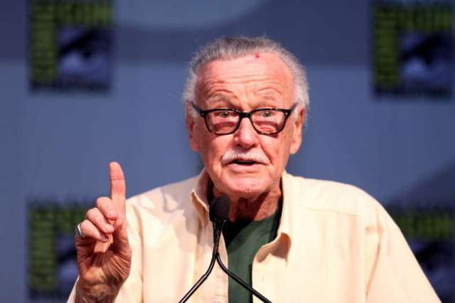Stan Lee, the legendary writer, editor and publisher of Marvel Comics dies at 95