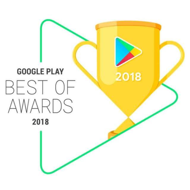 Google Play Best Apps of 2018