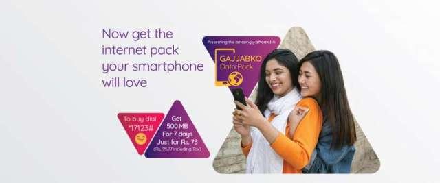 Ncell Launches 'Gazzabko Data Pack'